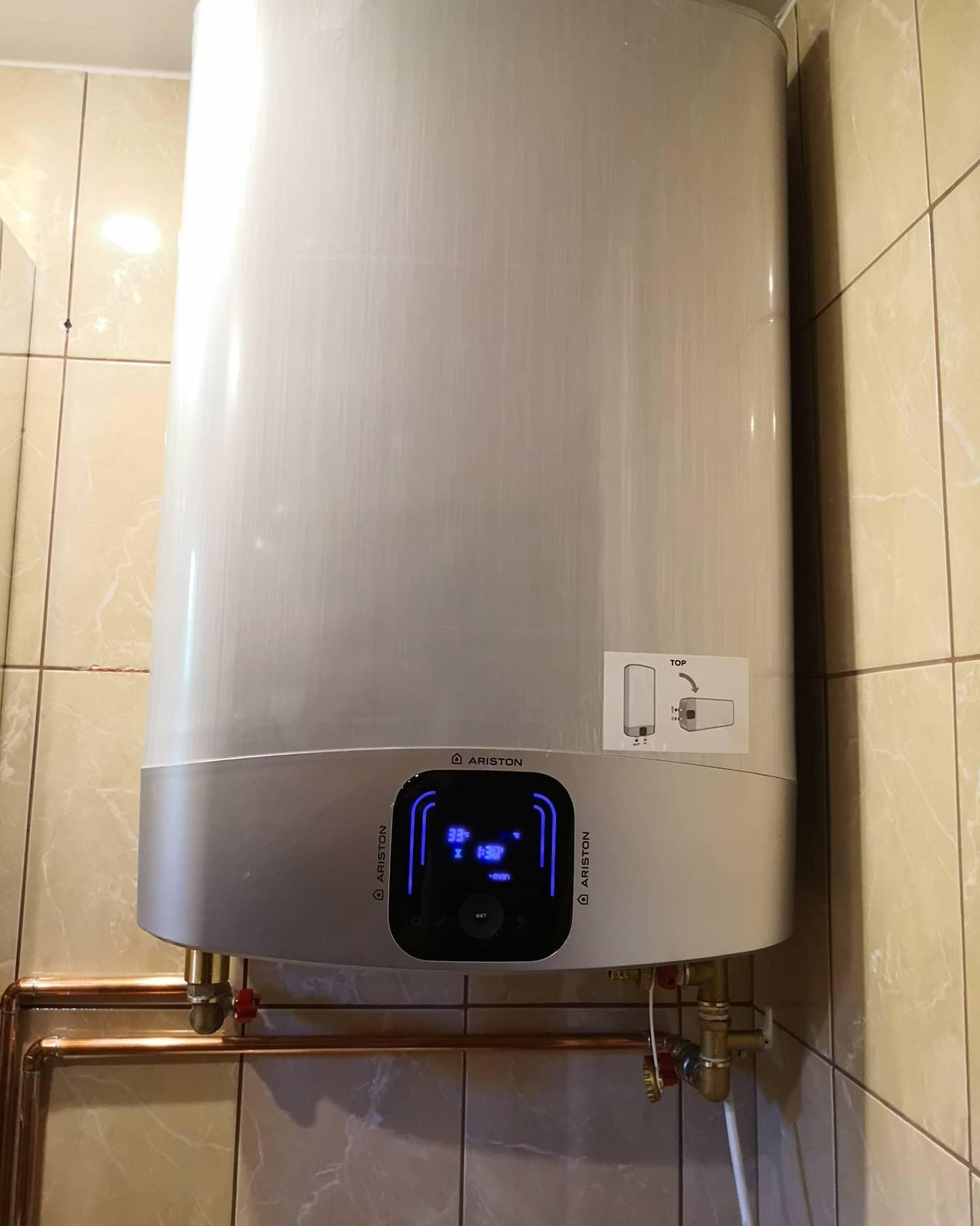 instalator ilfov-instalare boiler electric